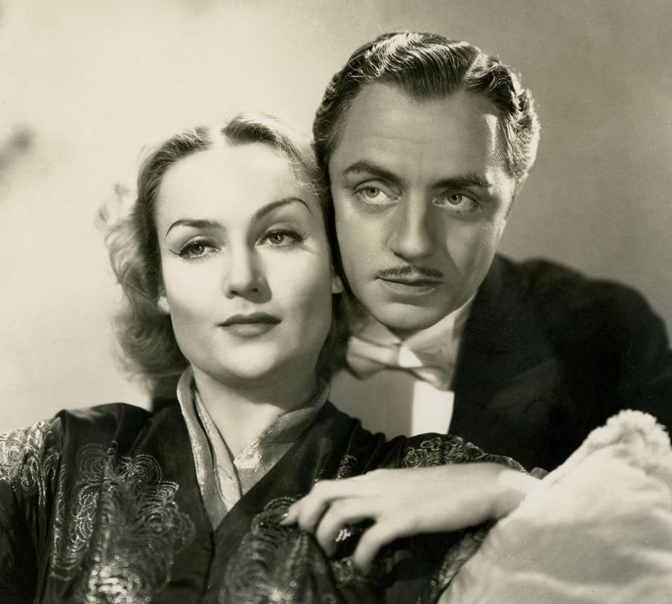 William Powell & Carole Lombard