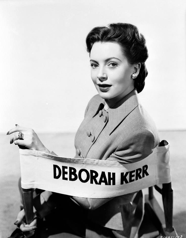 Remembering Deborah Kerr on her birthday
