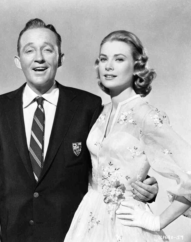 Bing Crosby & Grace Kelly -High Society(1956)