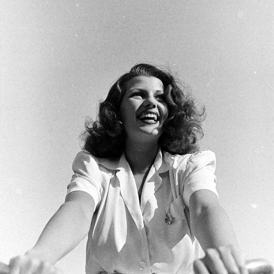 Rita Hayworth -1940s