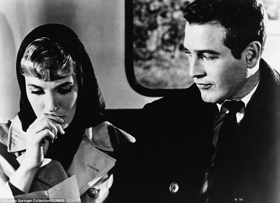 Paul Newman e Julie Andrews
