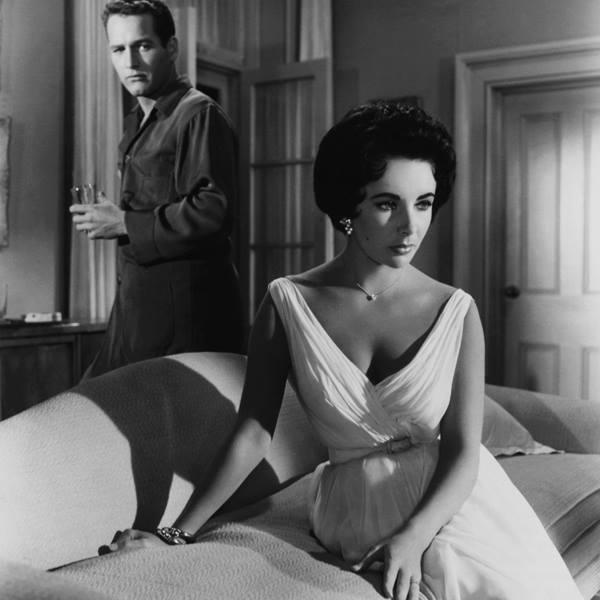 Paul Newman ed Elizabeth Taylor