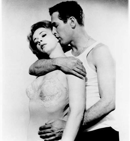 Paul Newman e Piper Laurie