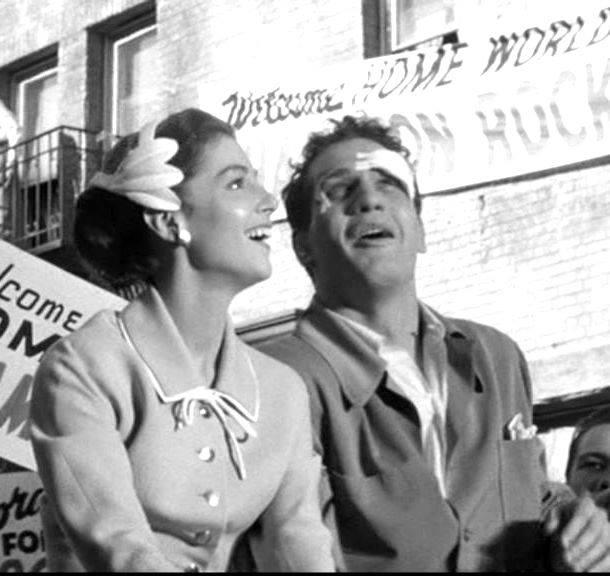 Paul Newman e Anna Maria