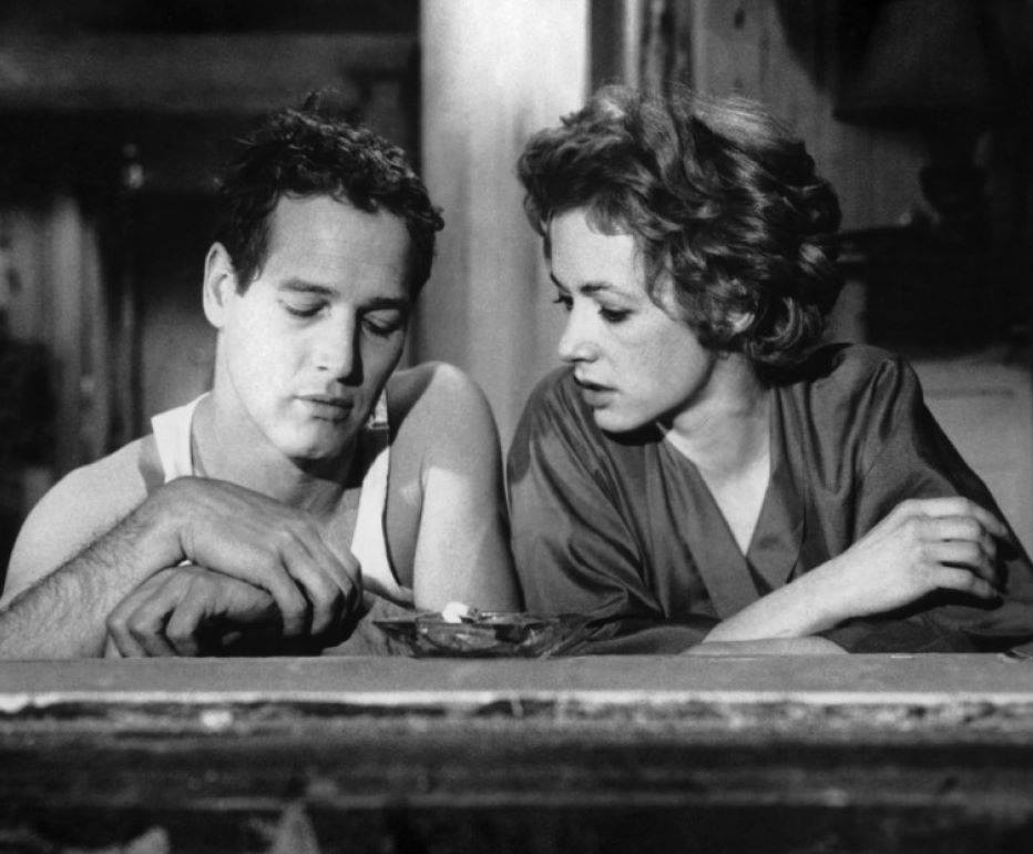 PAUL NEWMAN & PIPER LAURIE