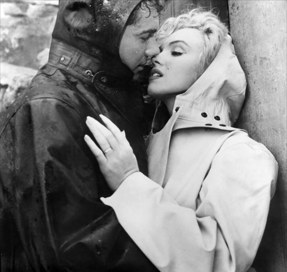 Richard Allen and Marilyn Monroe