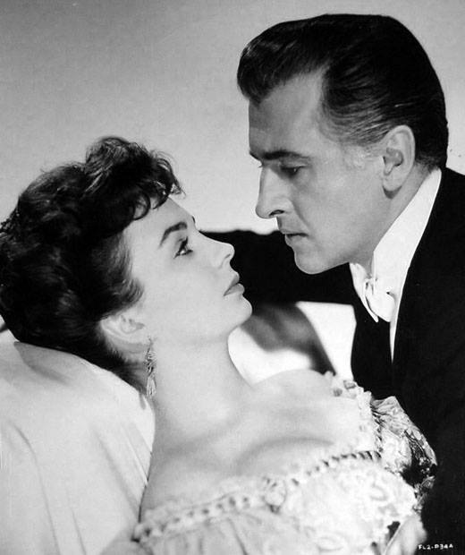 Stewart Granger and Jean Simmons