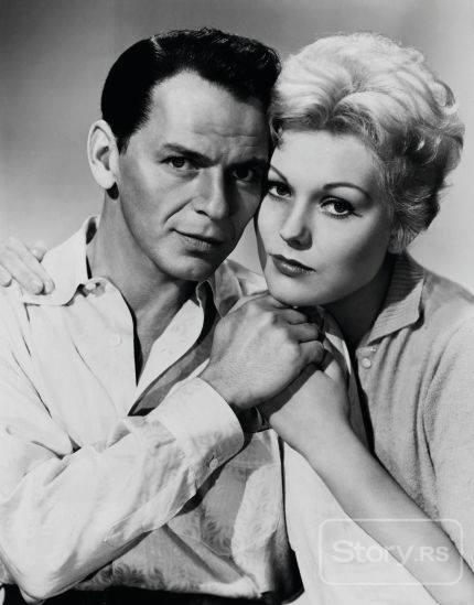 Frank Sinatra e Kim Novak