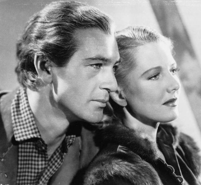Gary Cooper & Jean Arthur