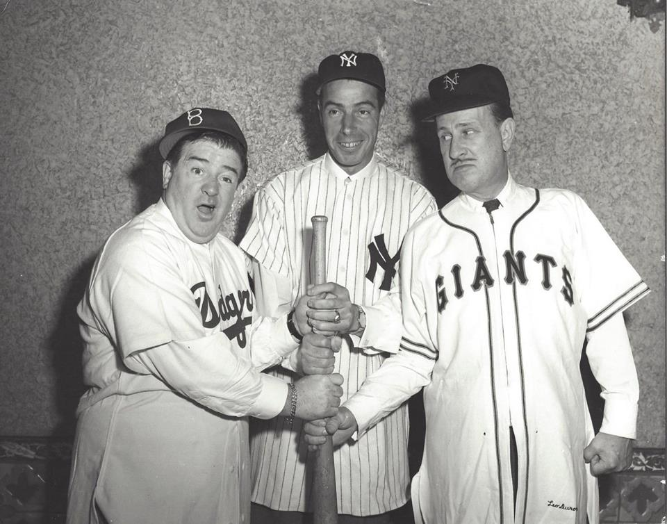 Lou Costello and Bud Abbott
