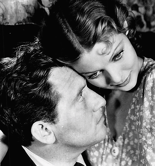 SPENCER TRACY & LORETTA YOUNG