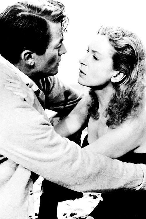Gregory Peck e Deborah Kerr
