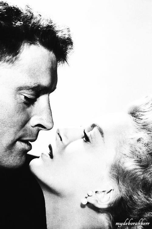Burt Lancaster e Deborah Kerr