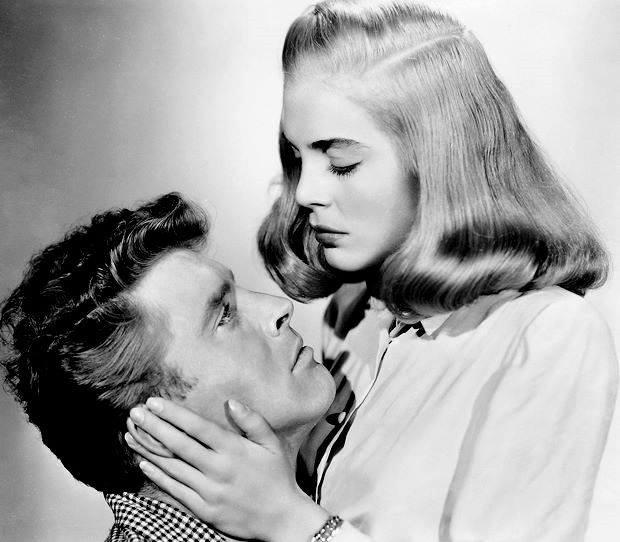 Burt Lancaster & Lizabeth Scott