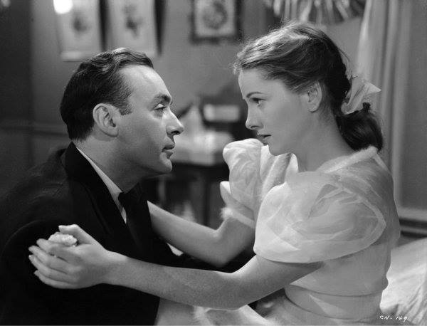 CHARLES BOYER & JOAN FONTAINE