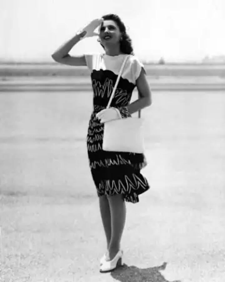Barbara Stanwyck -1940s.
