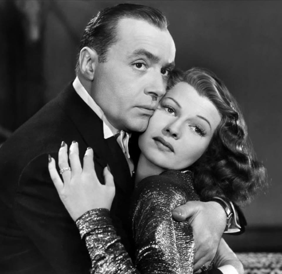 Charles Boyer & Rita Hayworth