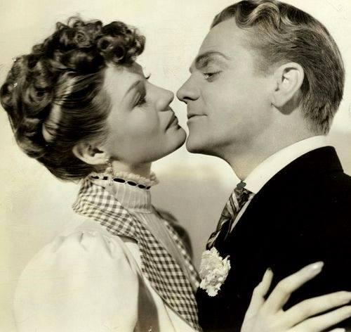 JAMES CAGNEY & RITA HAYWORTH
