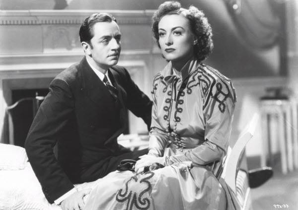 William Powell and Joan Crawford