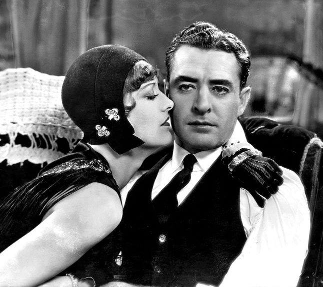 John Gilbert & Joan Crawford