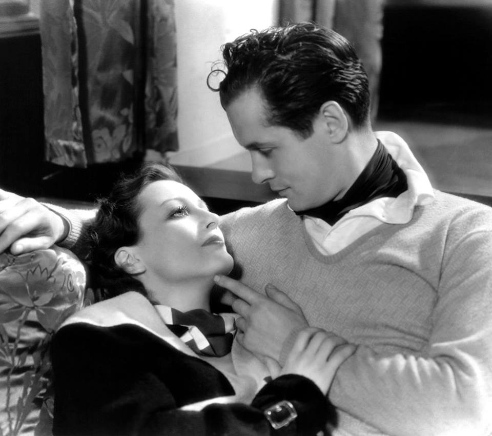 ROBERT MONTGOMERY & JOAN CRAWFORD