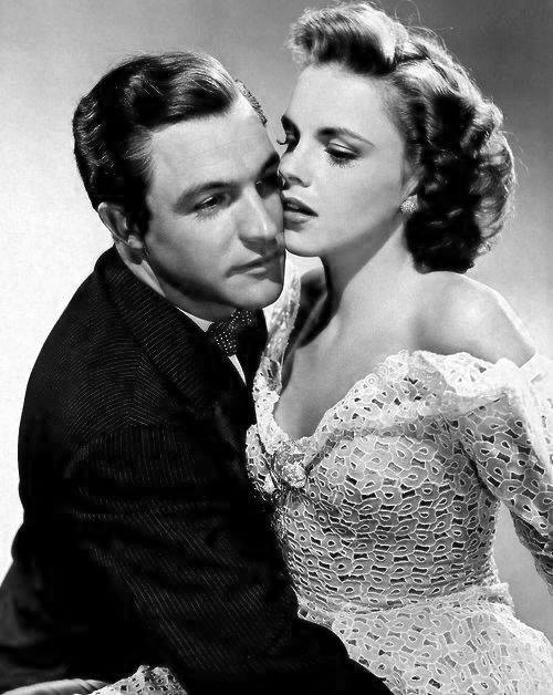 Gene Kelly e Judy Garland