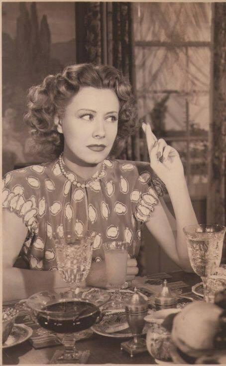 Irene Dunne -1939.