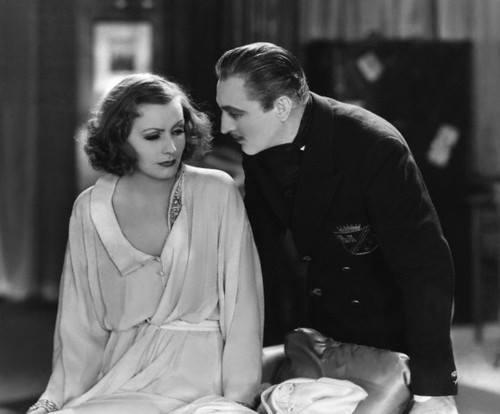 Greta Garbo & John Barrymore -Grand Hotel(1932).