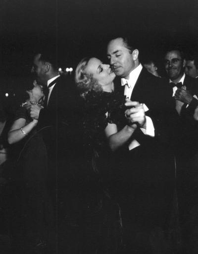 Carole Lombard & Willim Powell Dacing -1932.