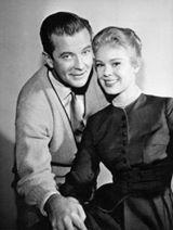 Betsy Palmer with William Lundigan