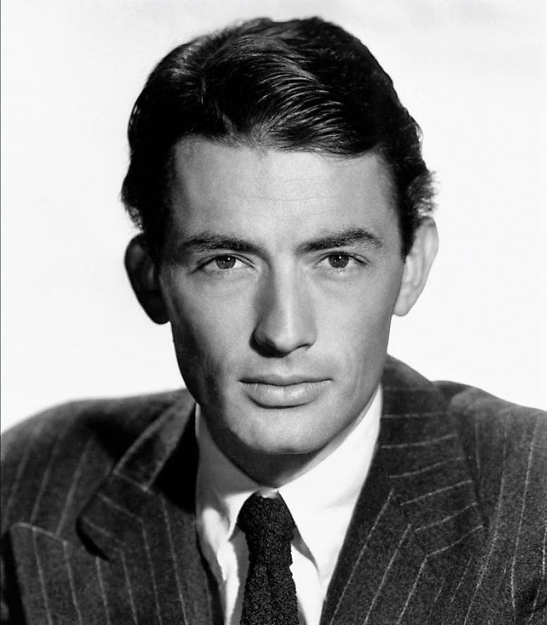 Gregory Peck (1916 - 2003)