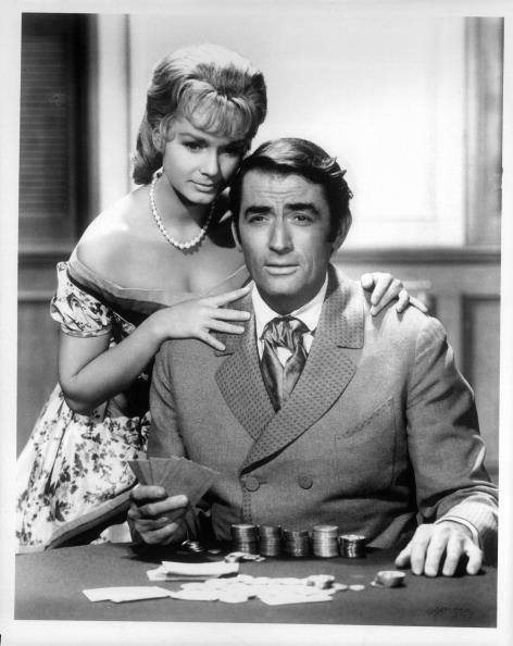 Gregory Peck e Debbie Reynolds