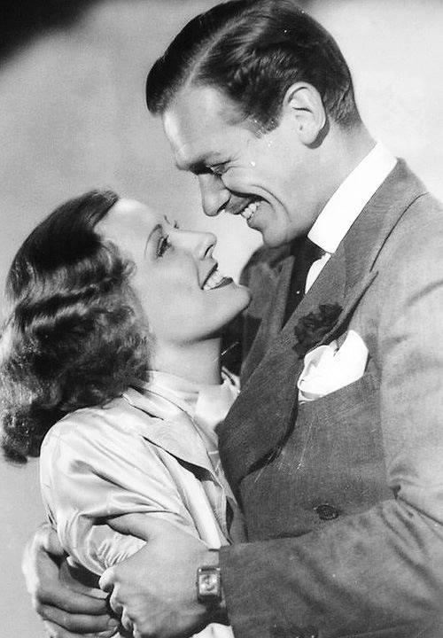 Irene Dunne & Douglas Fairbanks Jr.