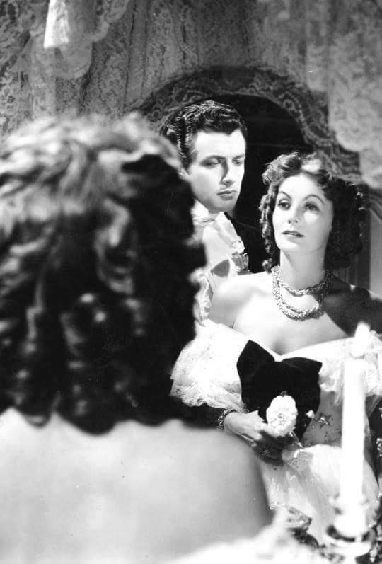 Robert Taylor & Greta Garbo