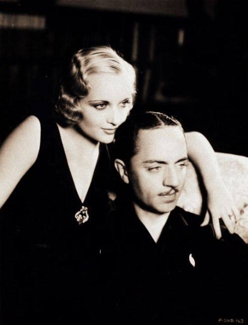Carole Lombard & William Powell