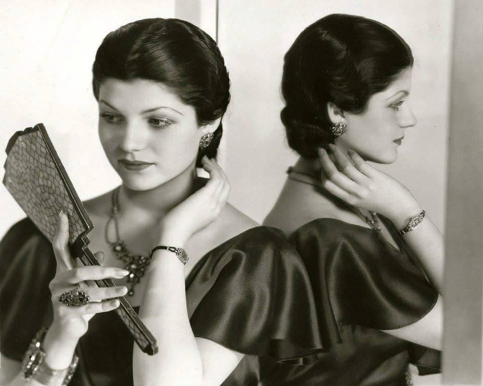 young Rita Hayworth