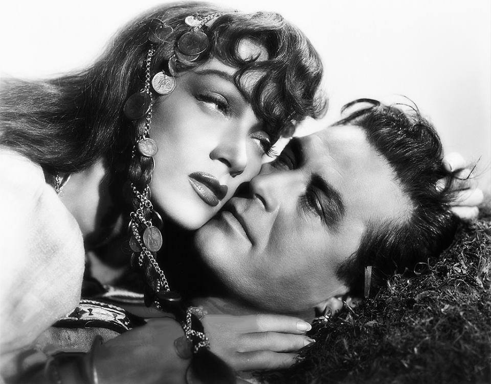 Ray Milland e Marlene Dietrich
