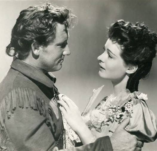 SPENCER TRACY & RUTH HUSSEY