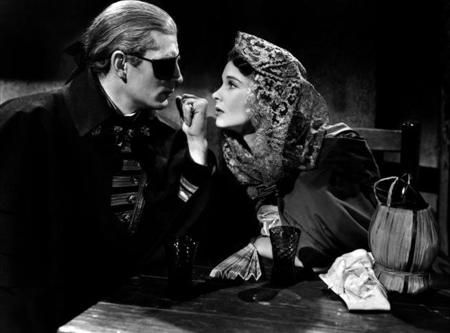 Laurence Olivier e Vivien Leigh