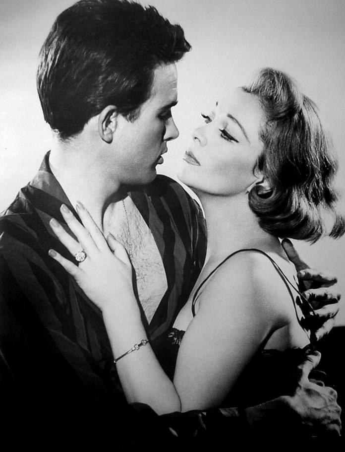Warren Beatty e Vivien Leigh