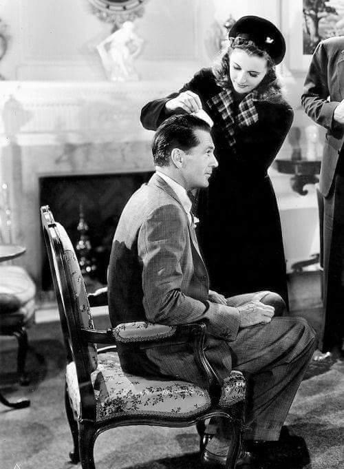 Gary Cooper & Barbara Stanwyck