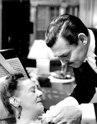 Jessie Ralph & Clark Gable