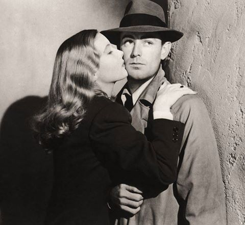 ALAN LADD & VERONICA LAKE
