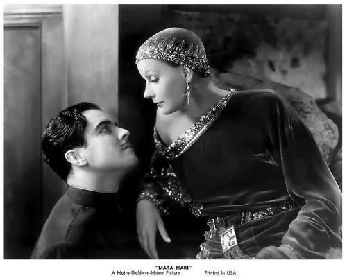Ramon Novarro & Greta Garbo