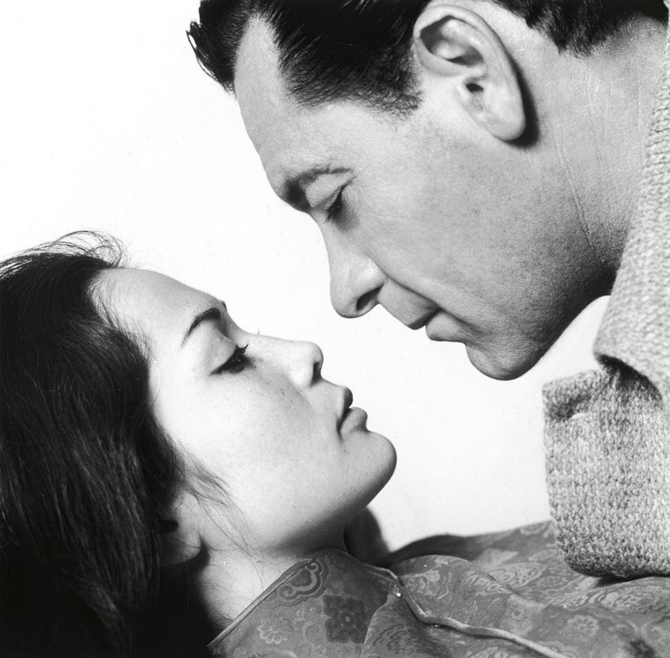 WILLIAM HOLDEN & NANCY KWAN