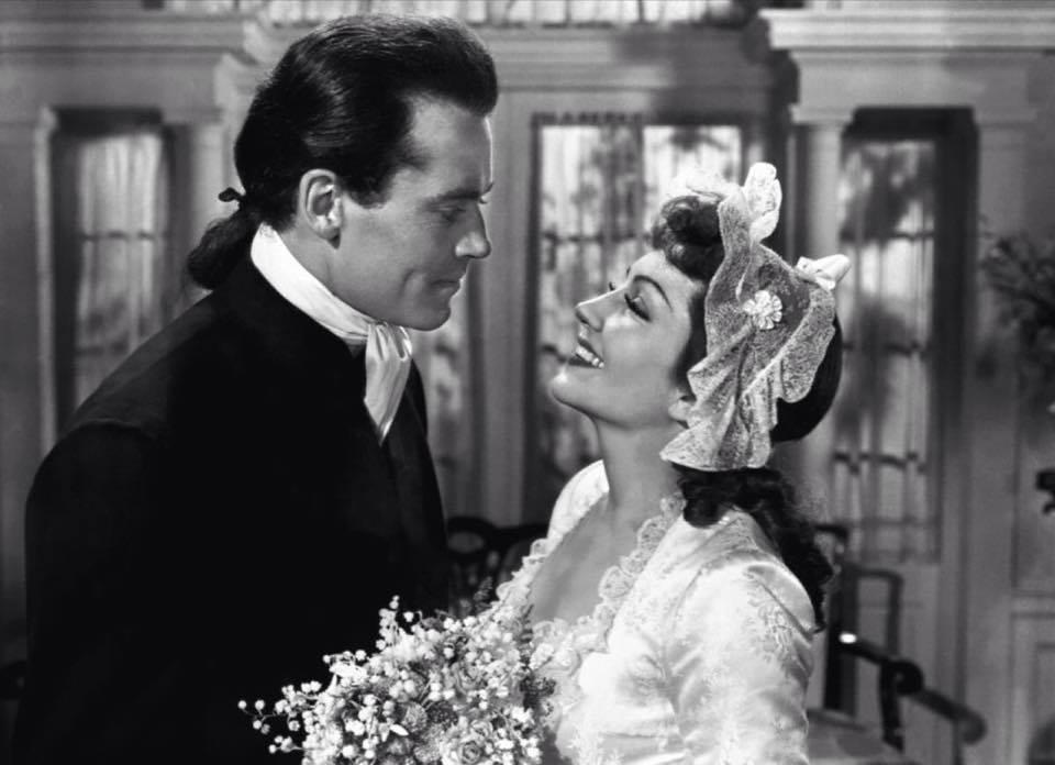 Henry Fonda e Claudette Colbert