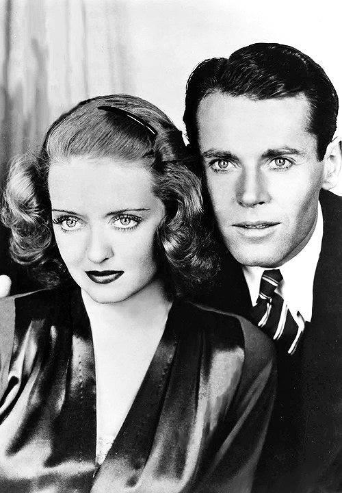 Henry Fonda e Bette Davis