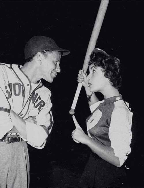 Frank Sinatra & Elizabeth Taylor