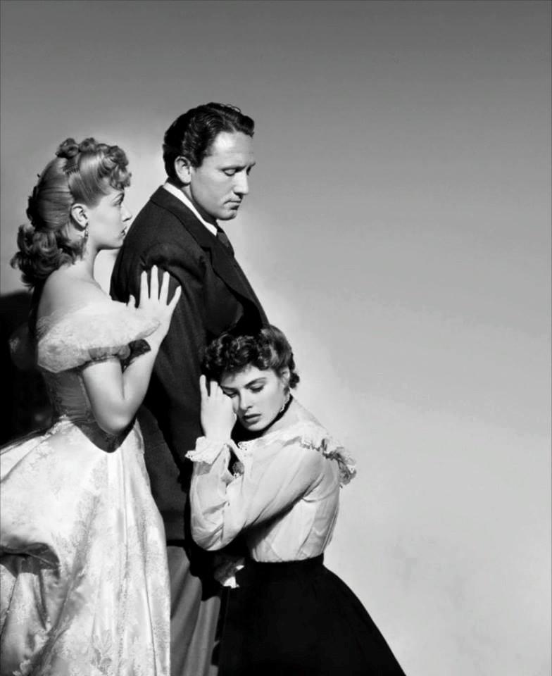 Lana Turner,Spencer Tracy & Ingrid Bergman