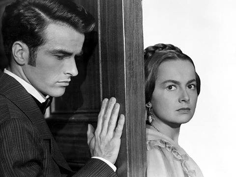 Montgomery Clift & Olivia De Havilland